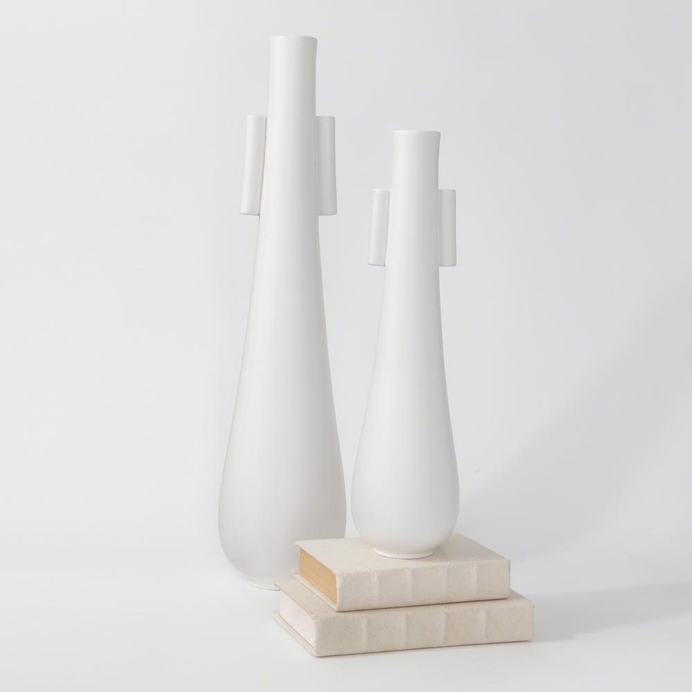 Global Views - Tear Drop Vase with Handles