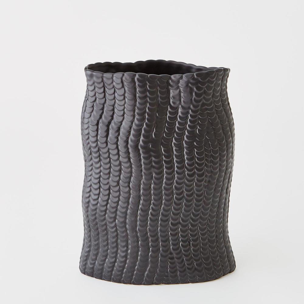 GLOBAL VIEWS - Sequins Vase, Medium