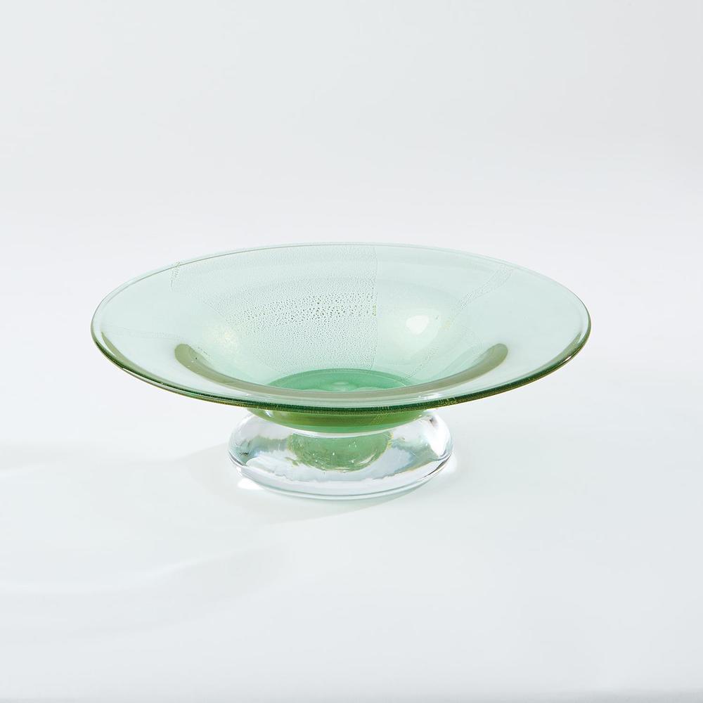 GLOBAL VIEWS - Granilla Footed Bowl, Small