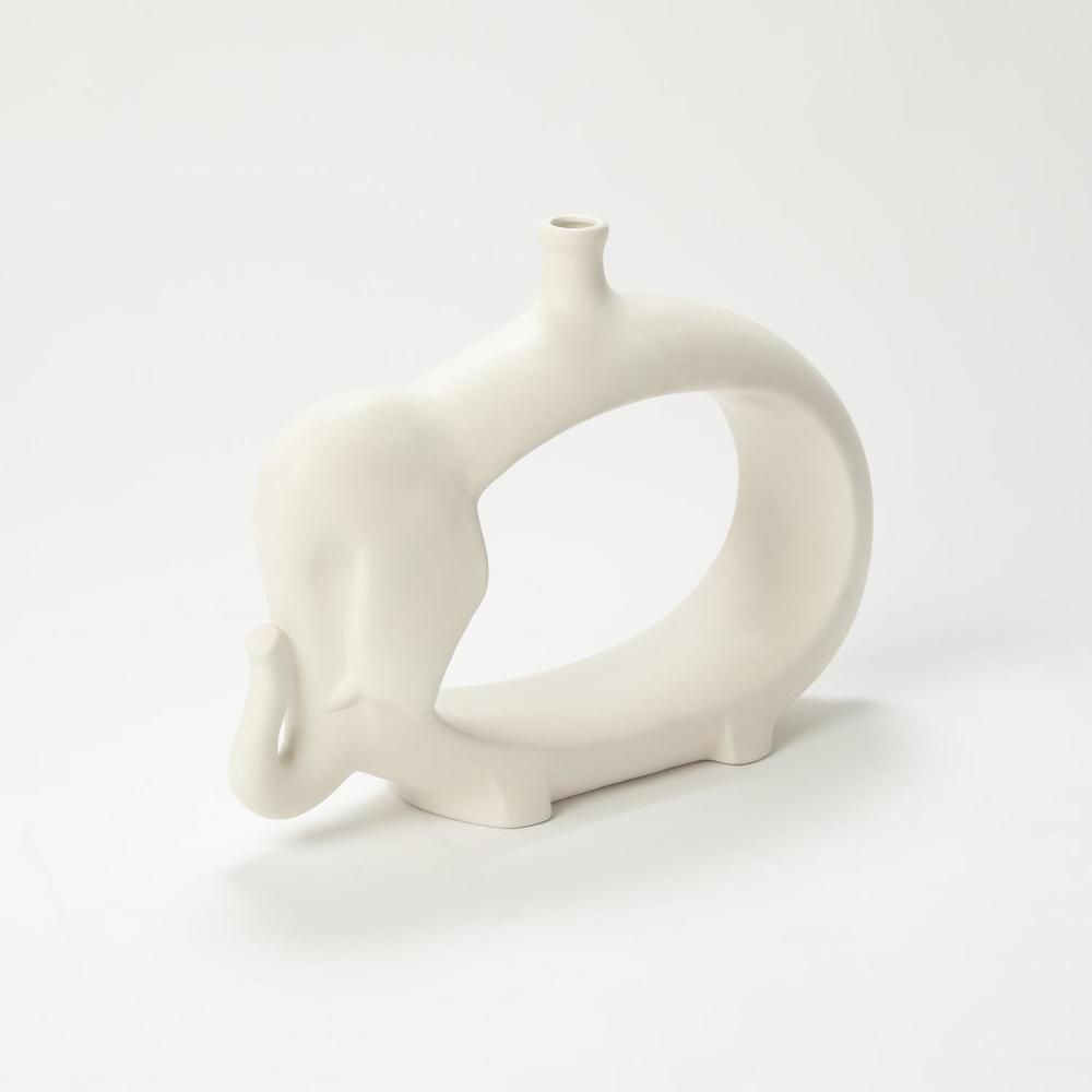 GLOBAL VIEWS - Elephant Vase