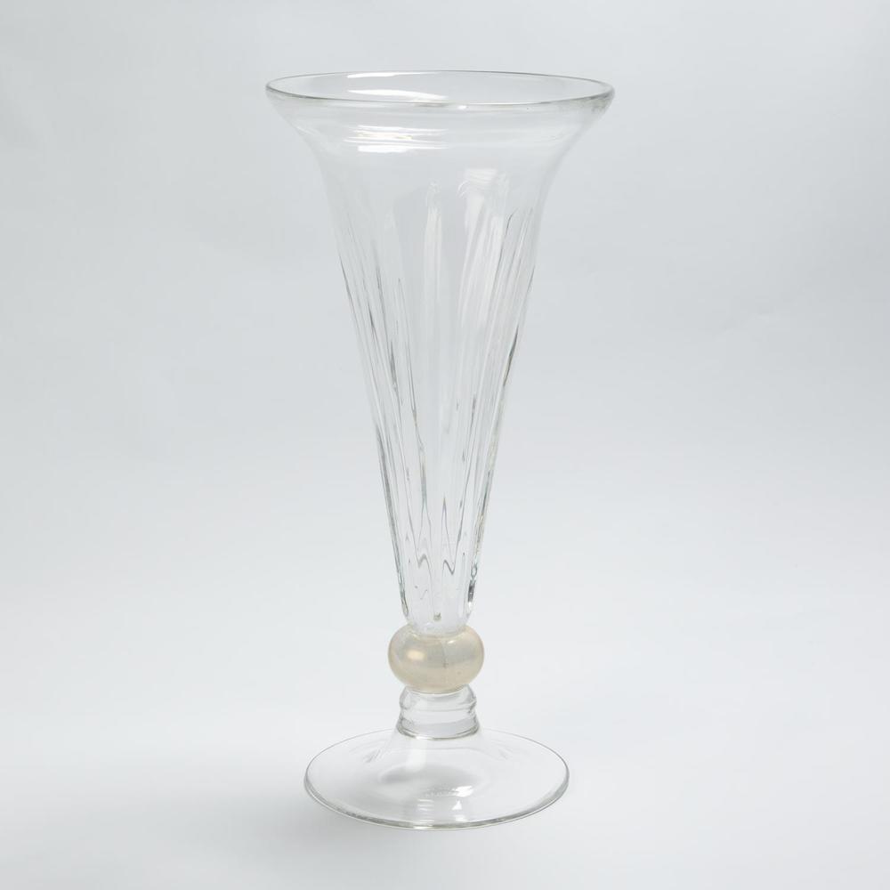 GLOBAL VIEWS - Trumpet Vase, Small