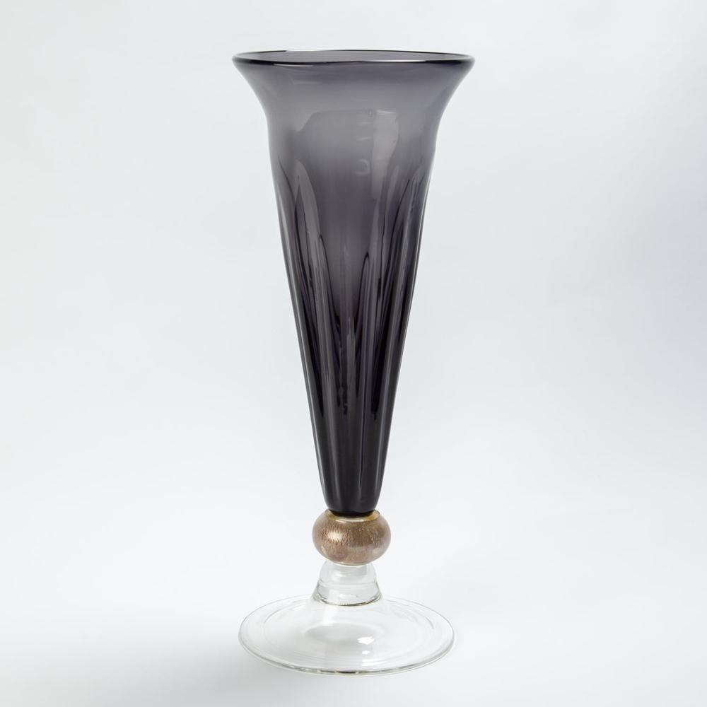 GLOBAL VIEWS - Trumpet Vase, Large