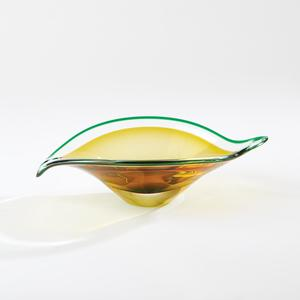 Thumbnail of GLOBAL VIEWS - Bent Leaf Bowl, Small