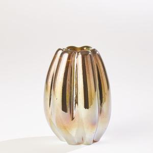 Thumbnail of Global Views - Ribbed Vase, Medium