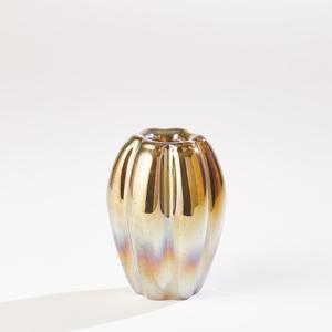 Thumbnail of GLOBAL VIEWS - Ribbed Vase, Small