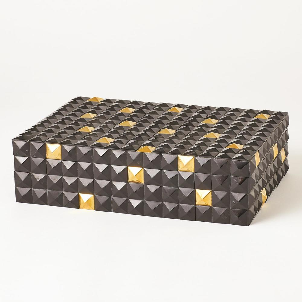 GLOBAL VIEWS - Pyramid Box, Large