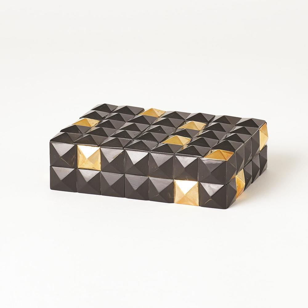 GLOBAL VIEWS - Pyramid Box, Small