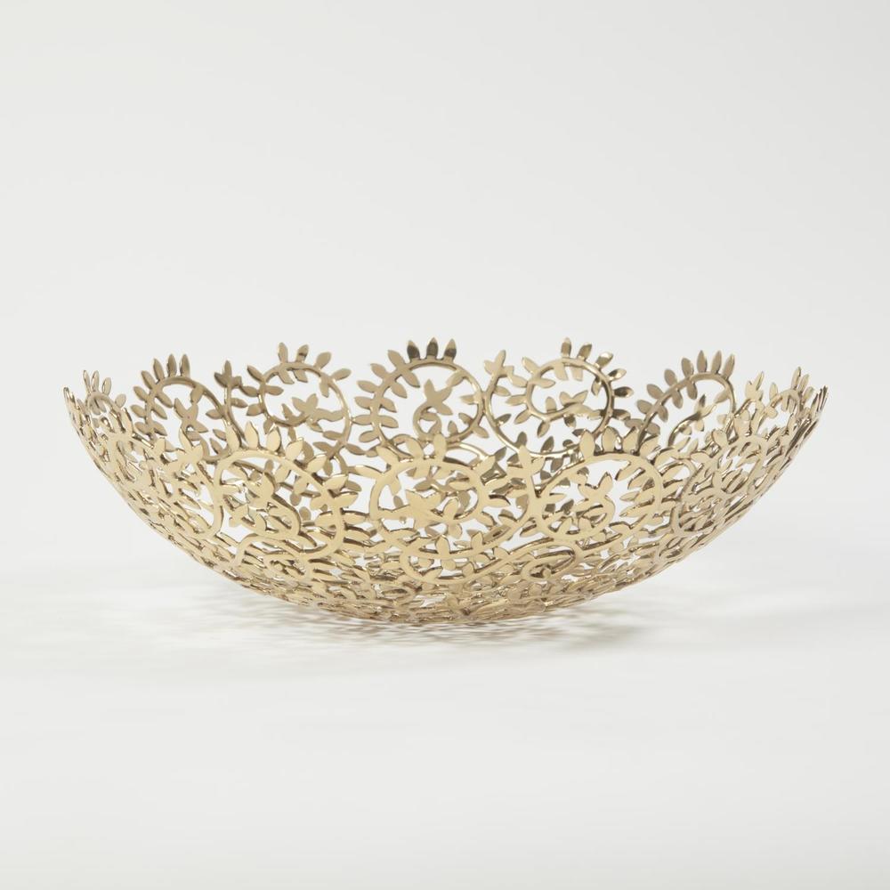 GLOBAL VIEWS - Leaf Bowl, Small
