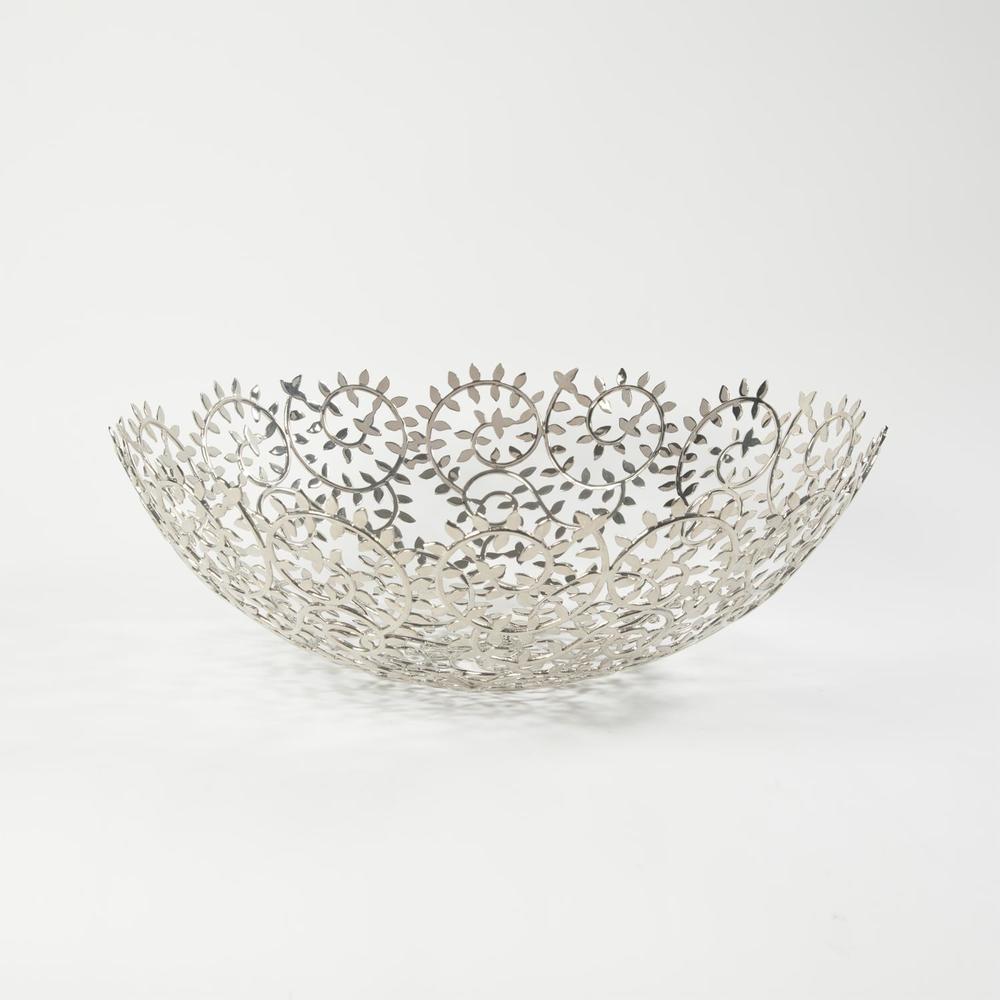 GLOBAL VIEWS - Leafy Bowl, Large