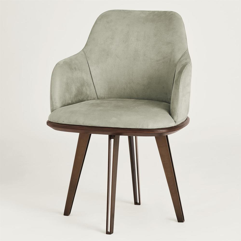 Global Views - Swivel Dining Chair