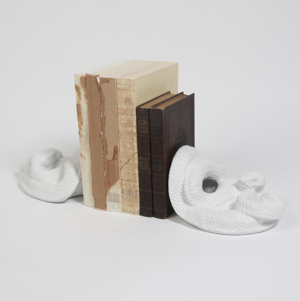 Global Views - Snake Bookends