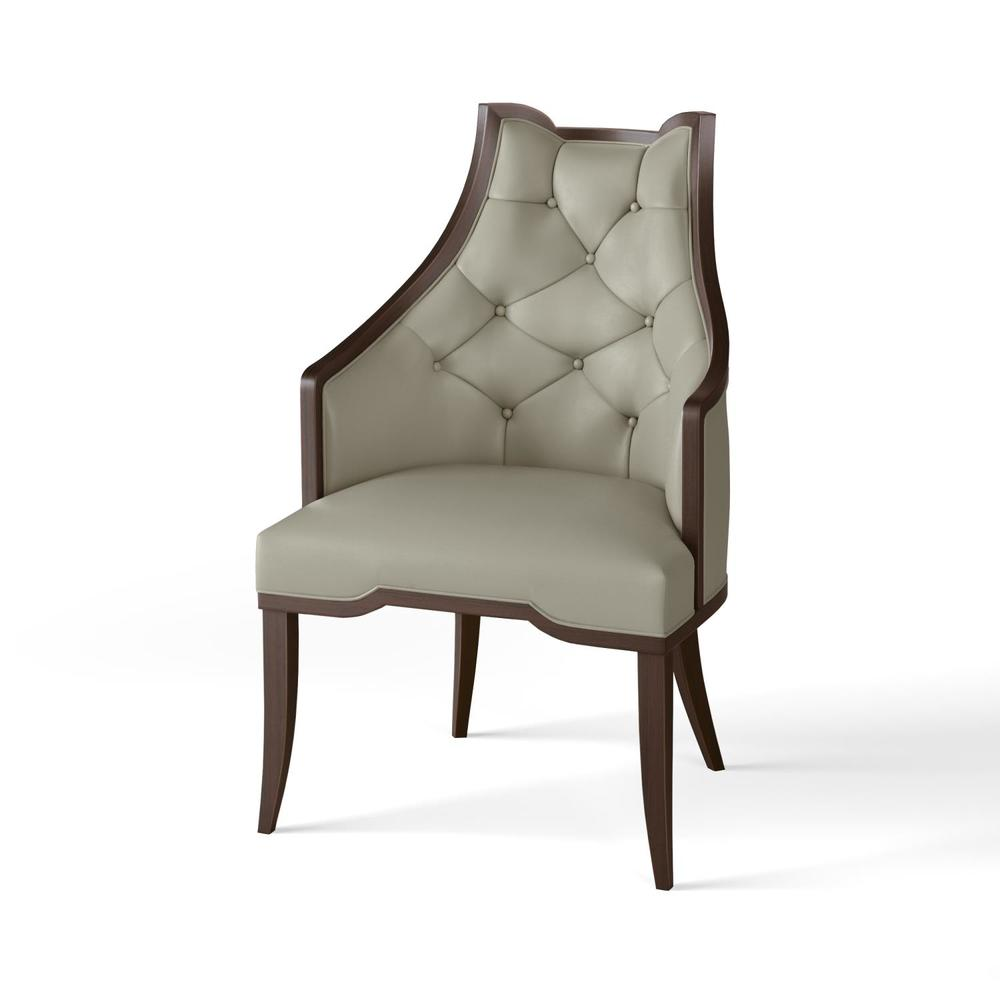 GLOBAL VIEWS - Logan Arm Chair
