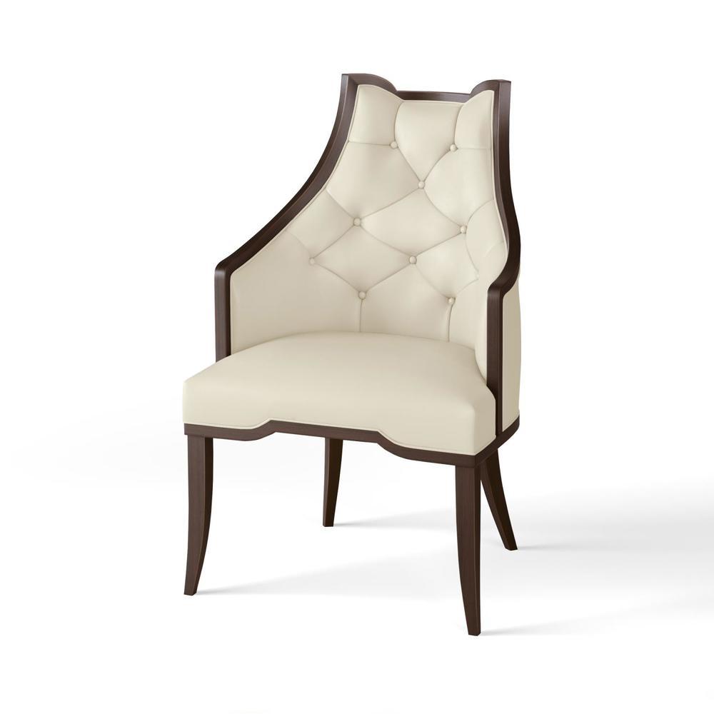 GLOBAL VIEWS - Logan Leather Arm Chair