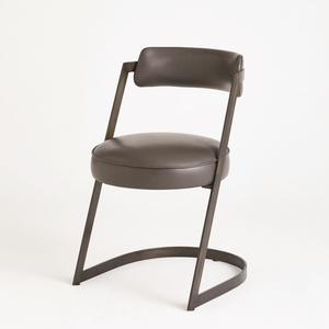 Thumbnail of GLOBAL VIEWS - Geo Leather Chair