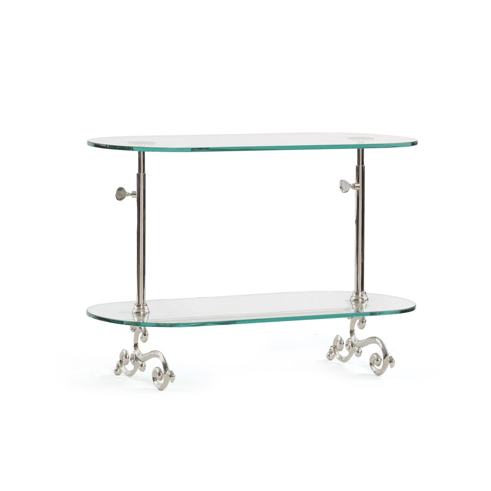 Go Home - Small Two Tier Adjustable Pastry Stand