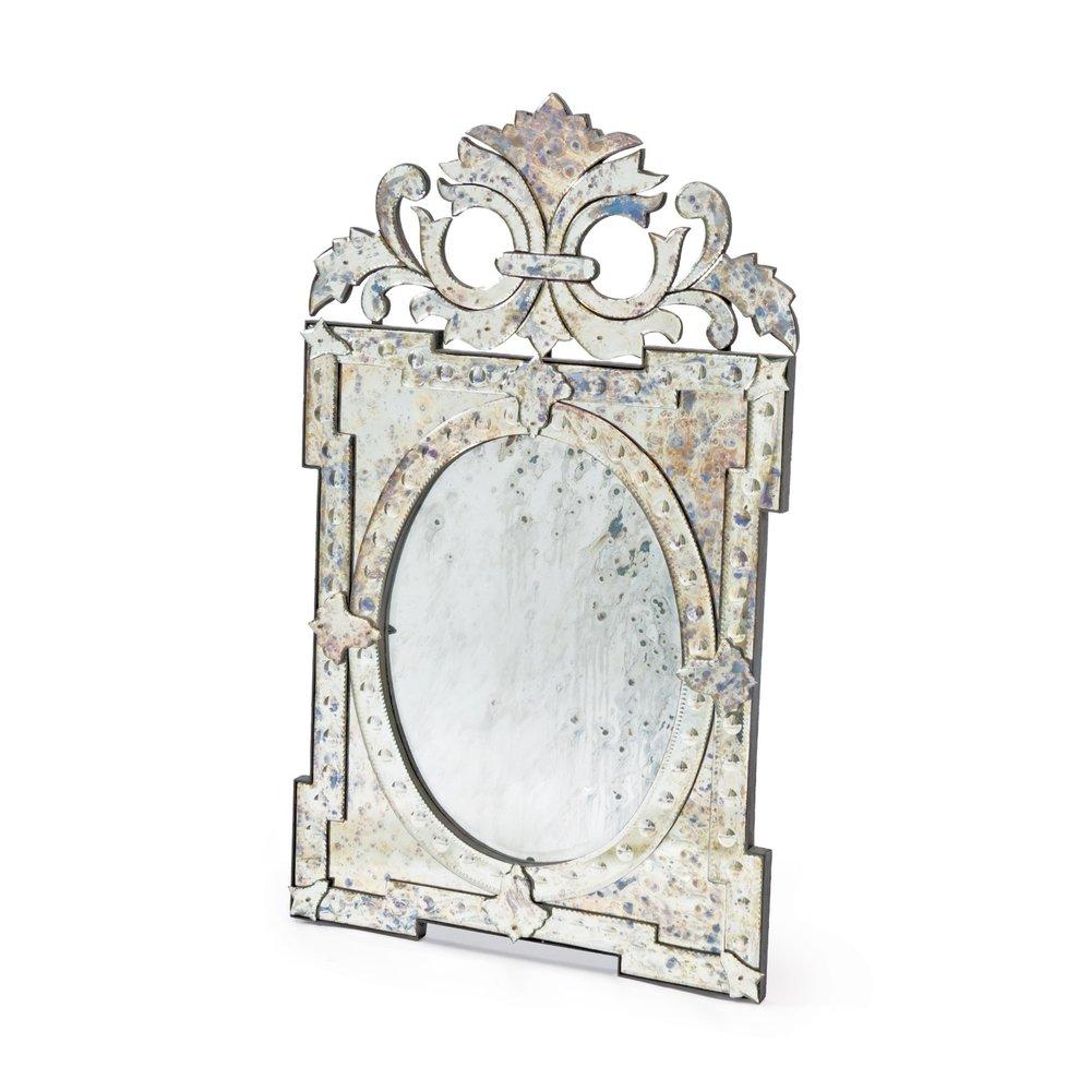 Go Home - Castle Mirror