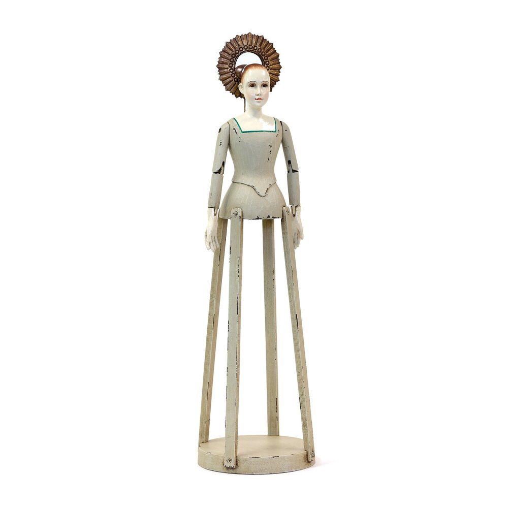 Go Home - Fancy Madame Sculpture