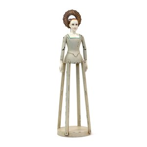 Thumbnail of Go Home - Fancy Madame Sculpture
