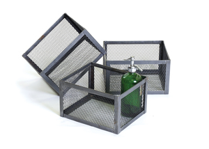 Thumbnail of Go Home - Square Office Basket