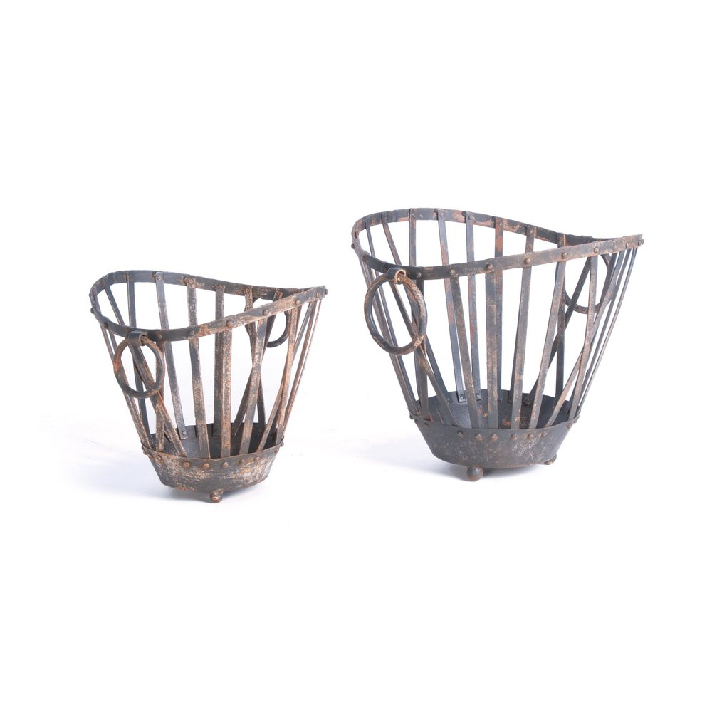 Go Home - Market Baskets, Set/2