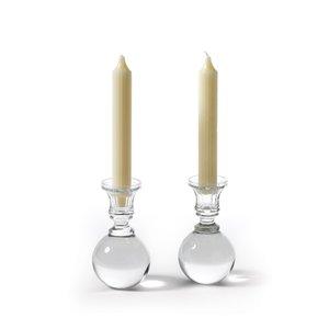Thumbnail of Go Home - Ball Candlesticks, Pair