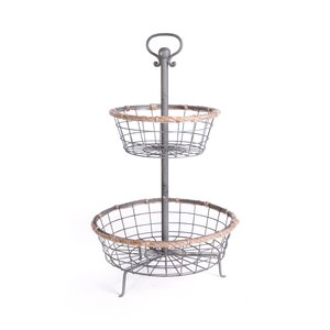 Thumbnail of Go Home - Tangled Tiered Baskets