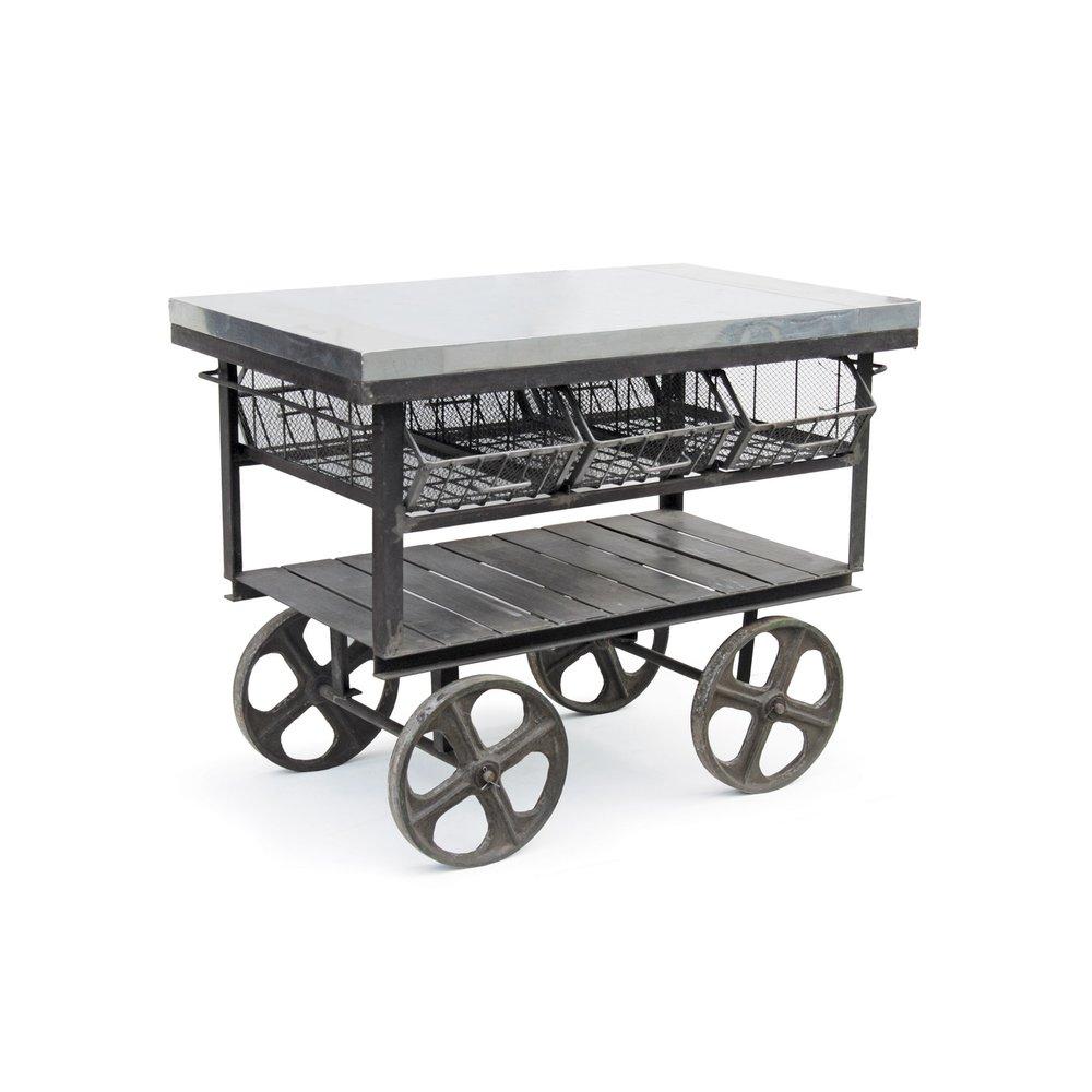 Go Home - Factory Station Cart