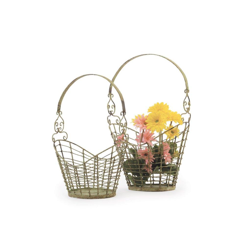 Go Home - Stork Baskets, Set/2