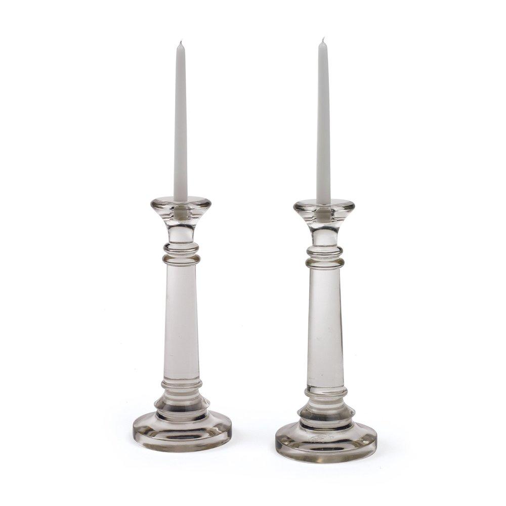 Go Home - Highlight Candlesticks, Pair