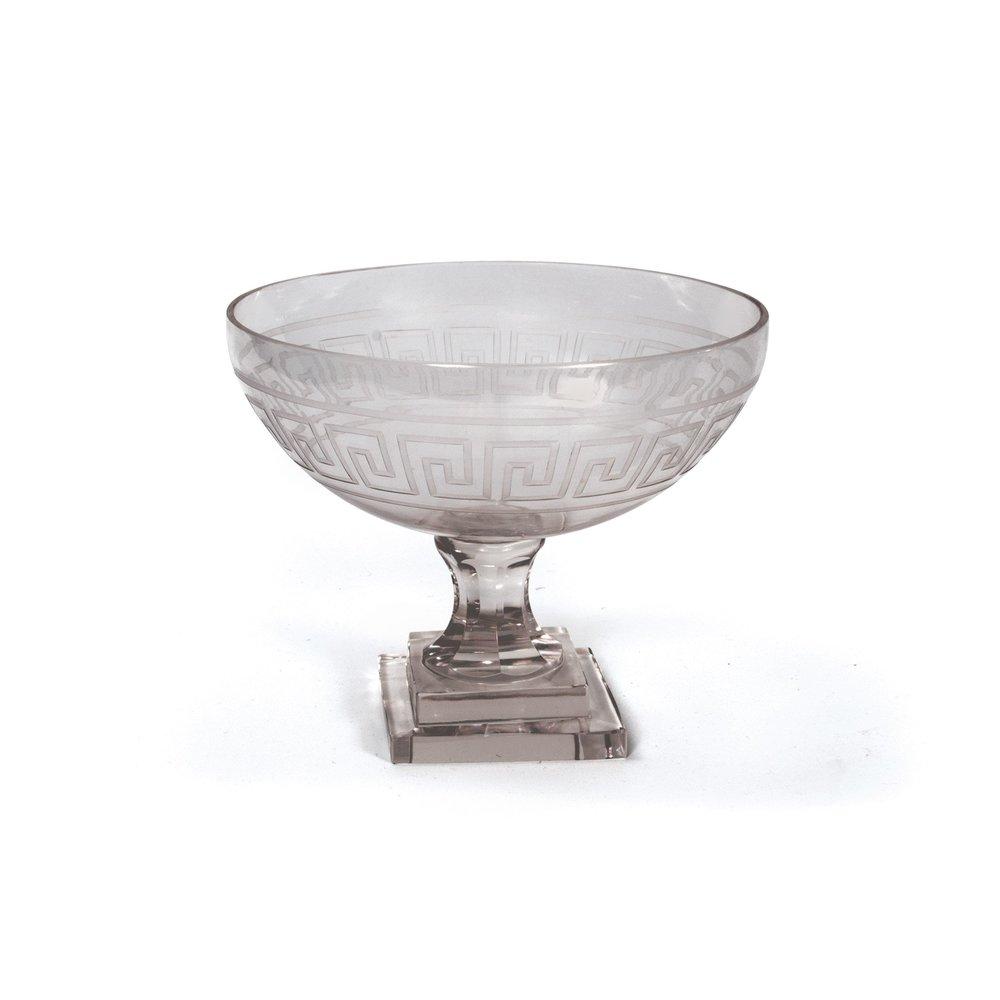 Go Home - Mykonos Pedestal Bowl