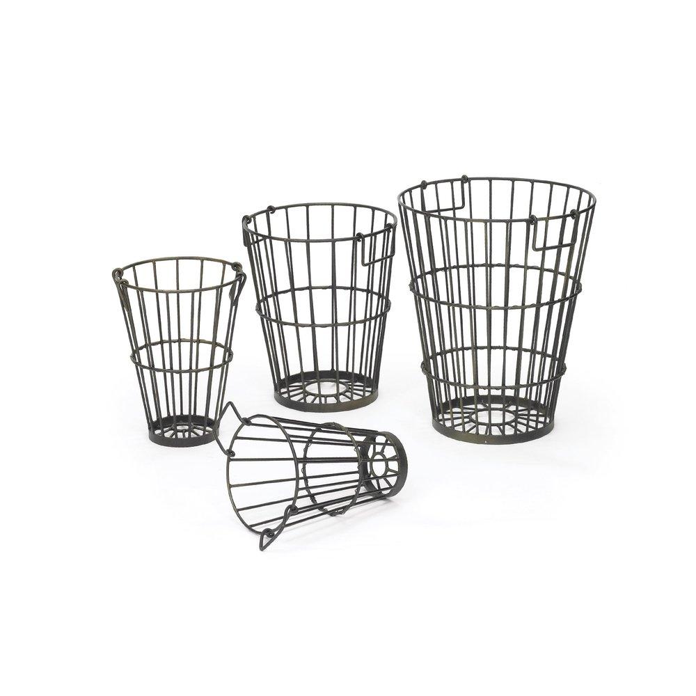 Go Home - Croppers Baskets, Set/4