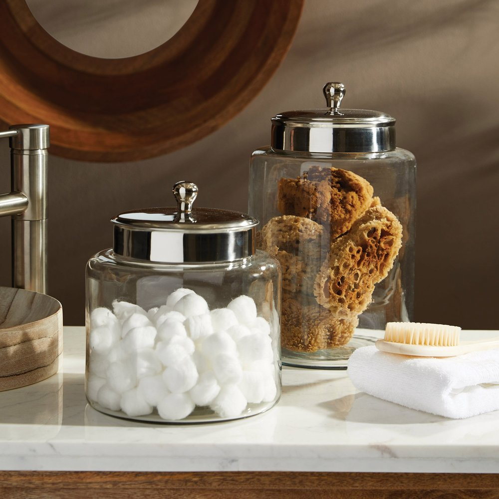 Go Home - Large Pantry Jar