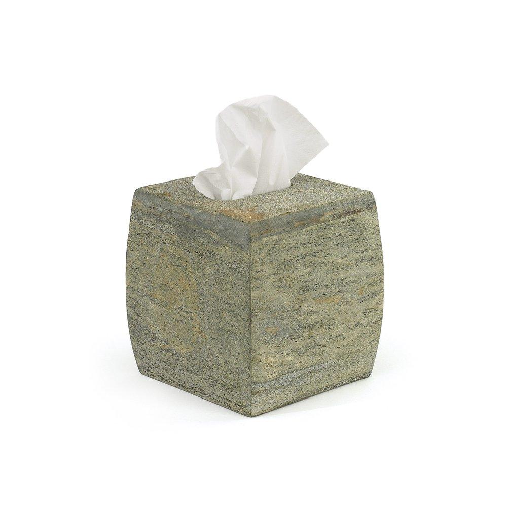Go Home - Slate Tissue Box