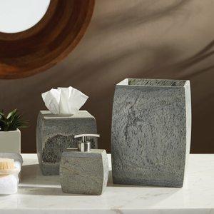 Thumbnail of Go Home - Slate Tissue Box