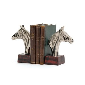 Thumbnail of Go Home - Equestrian Book Ends