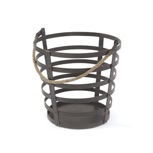 Thumbnail of Go Home - Iron and Rope Basket