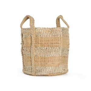 Thumbnail of Go Home - Two Toned Jute Basket