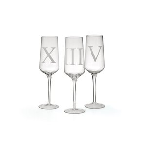 Thumbnail of Go Home - Upton Champagne Flutes, Set/12