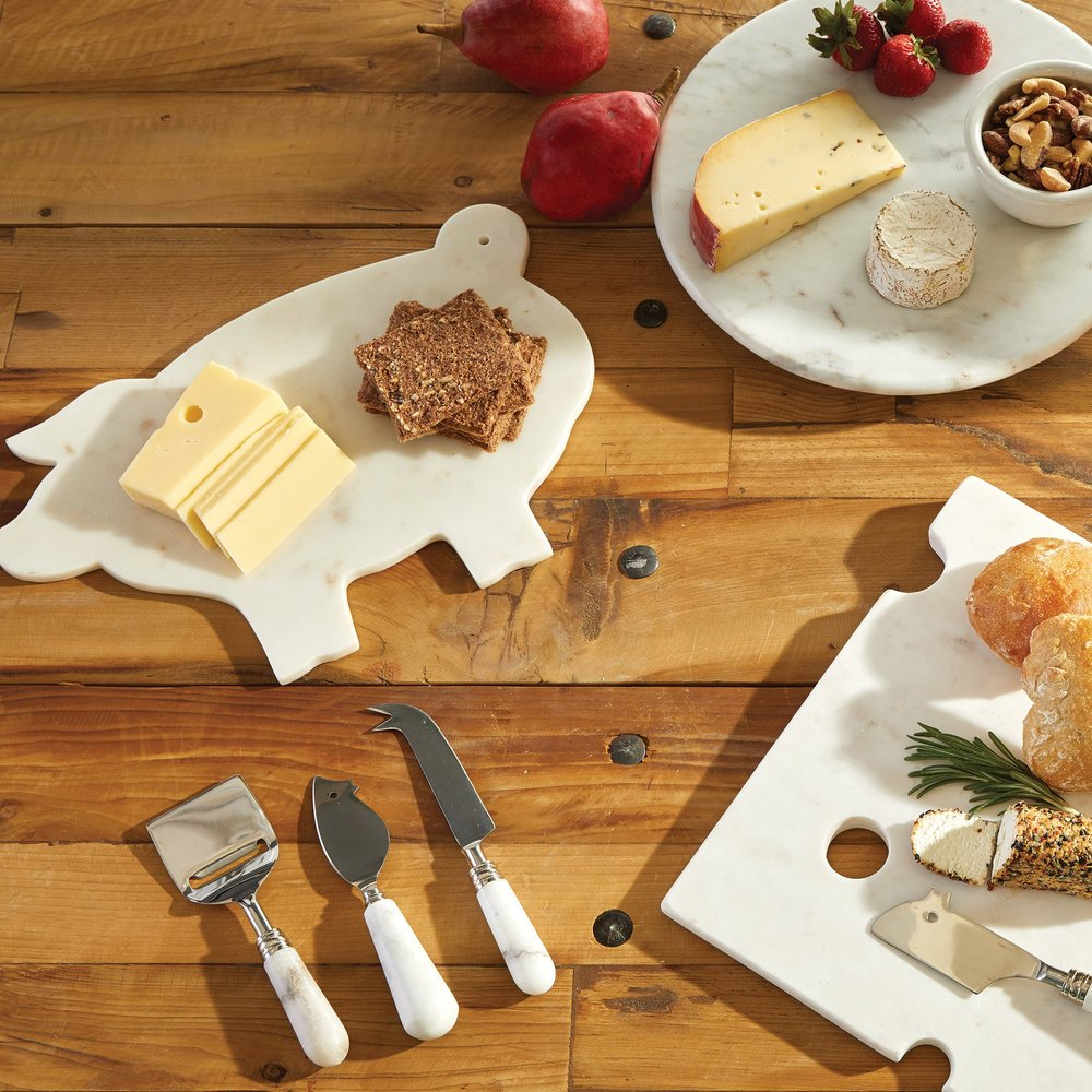 Go Home - Somerset Cheese Knives, Set/3