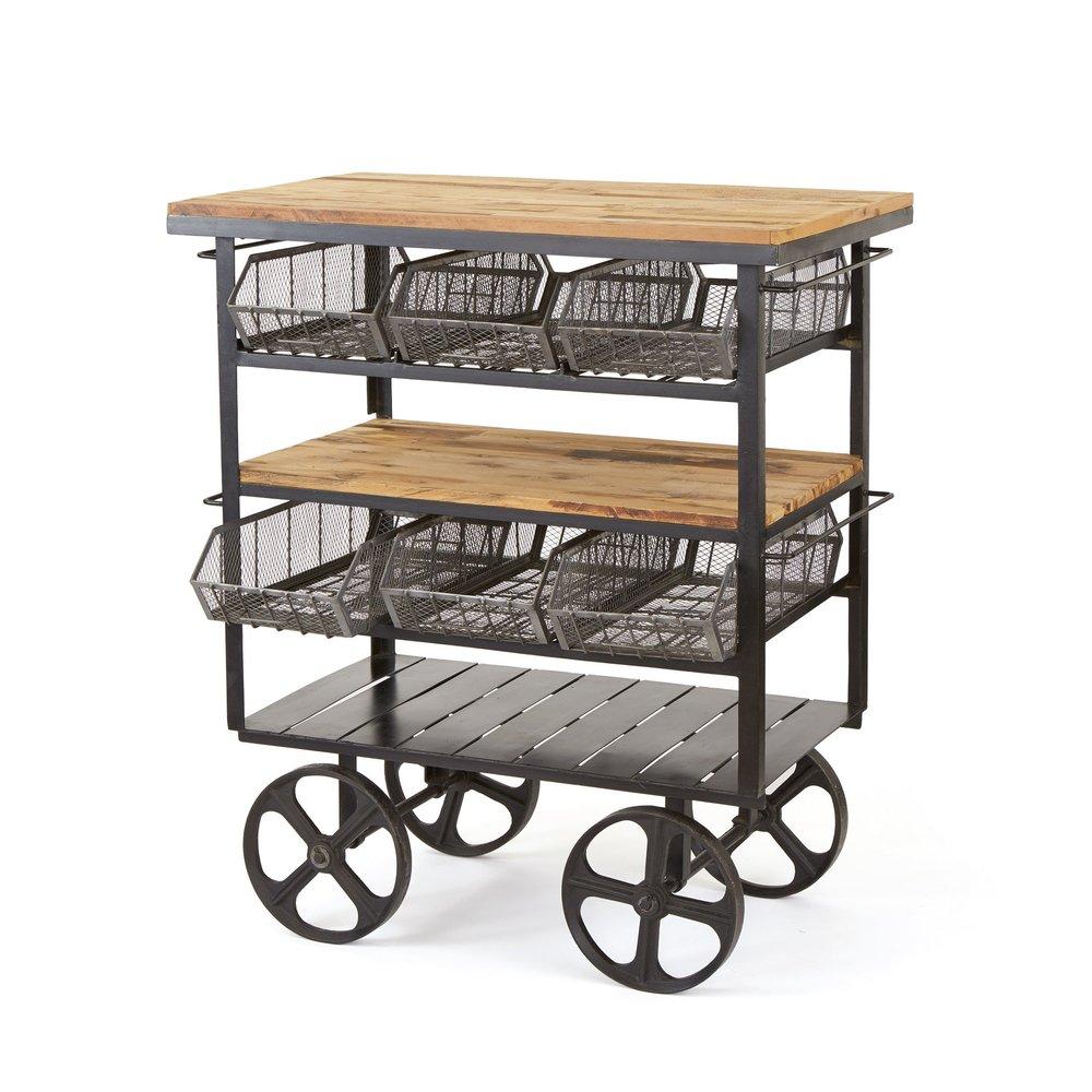 Go Home - Delicatessen Cart