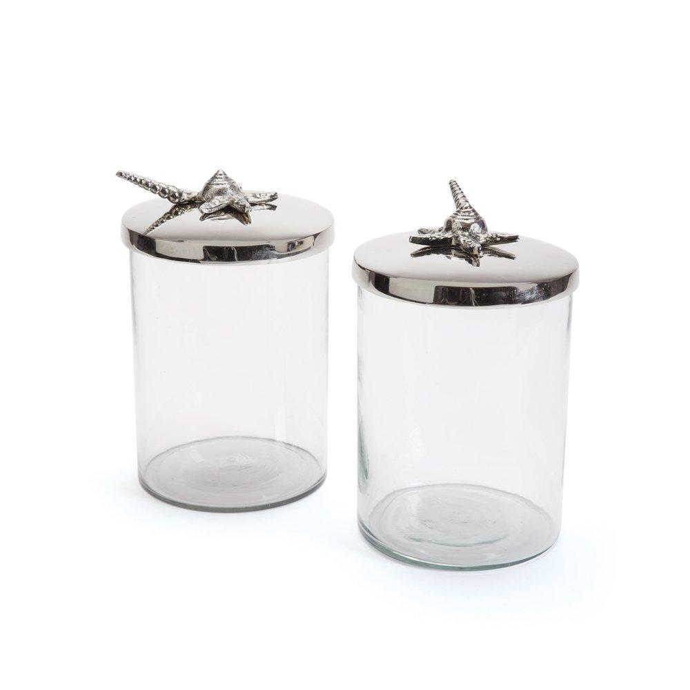 Go Home - Pair of Aussie Jars