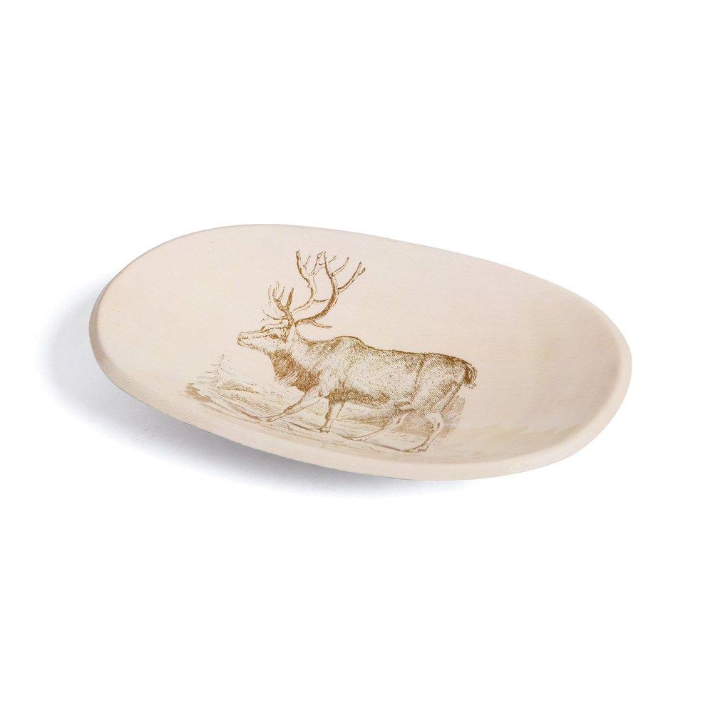 Go Home - Killington Oval Dish