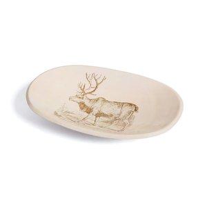 Thumbnail of Go Home - Killington Oval Dish