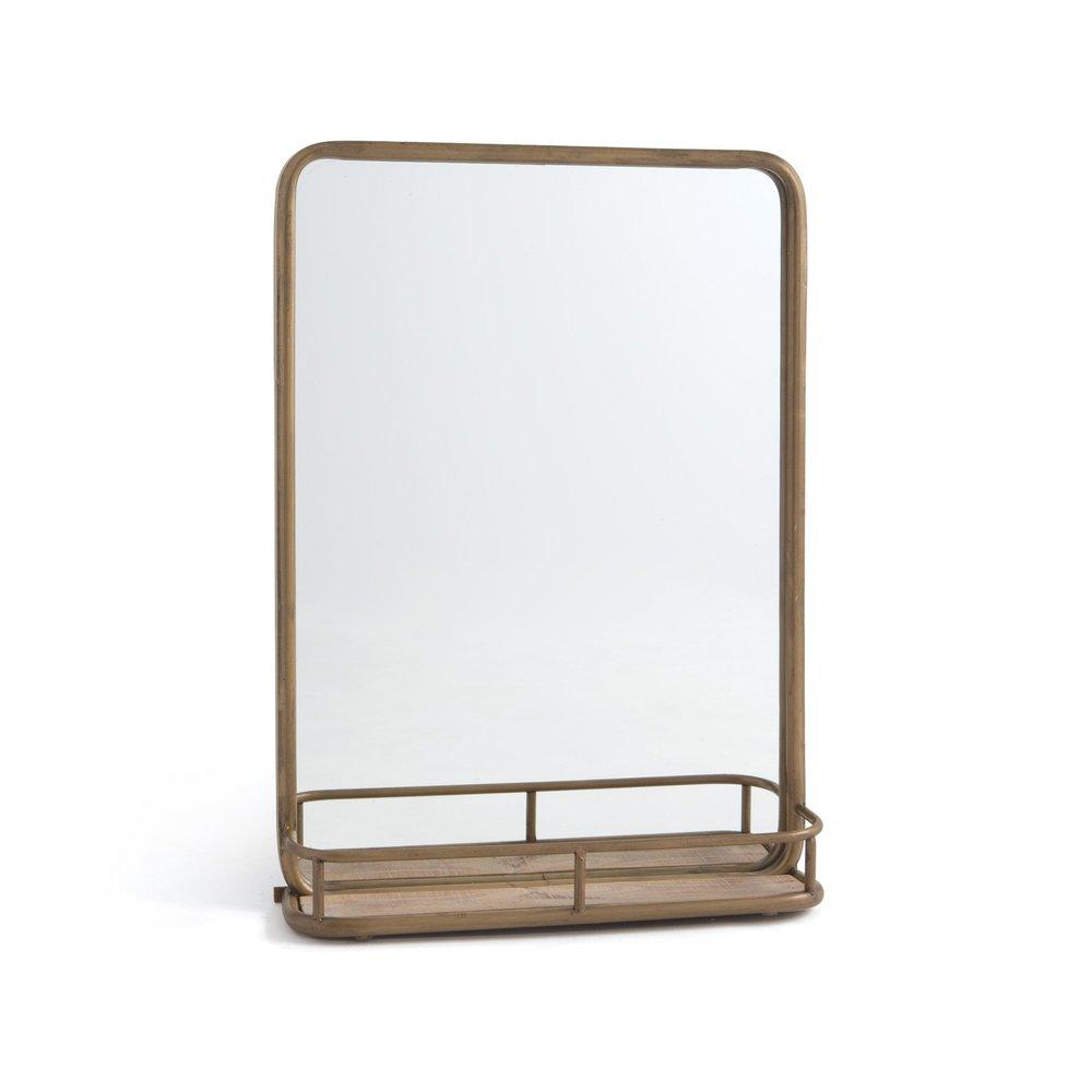 Go Home - Windward Shelf Mirror