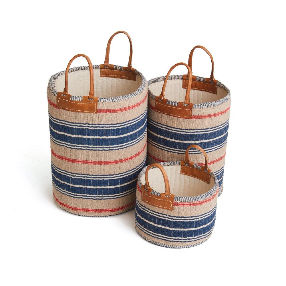 Go Home - Goodman Baskets, Set/3