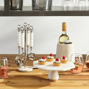 Thumbnail of Go Home - Hamon Marble Cake Stand