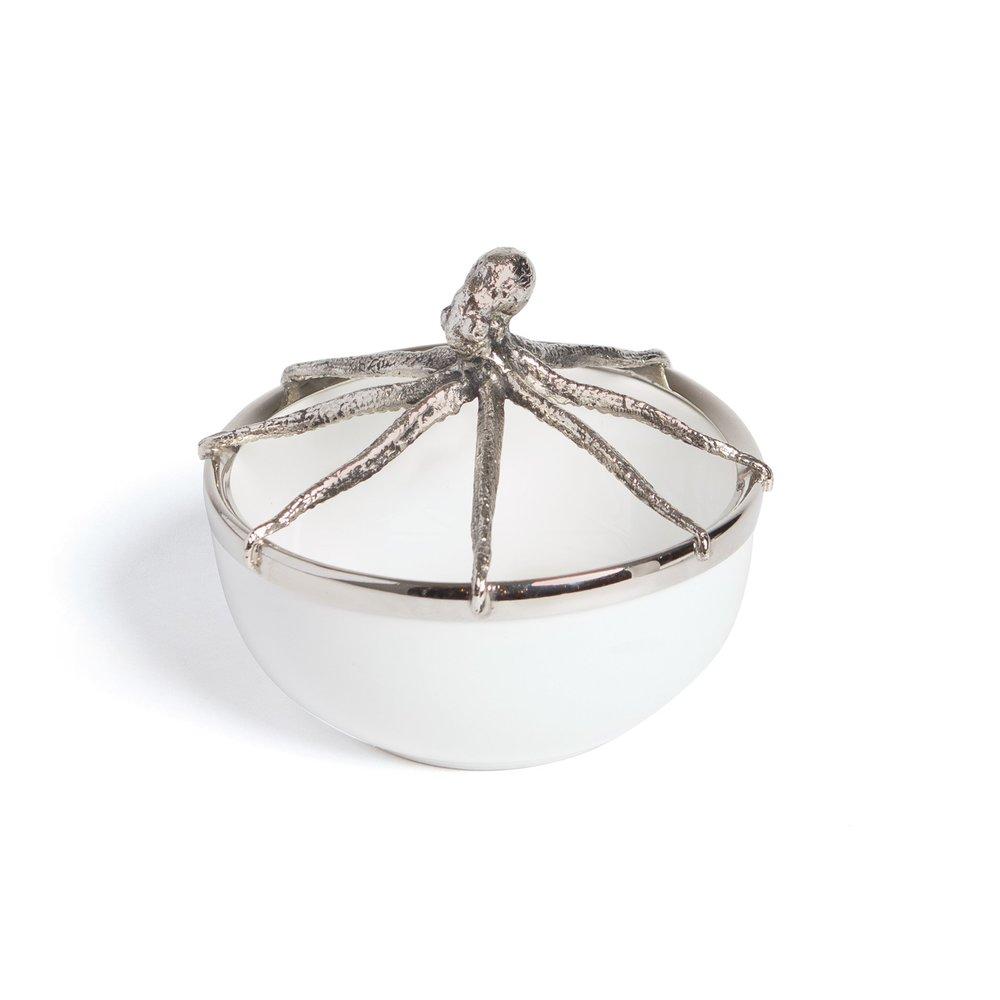 Go Home - Aquatic Ceramic Bowl