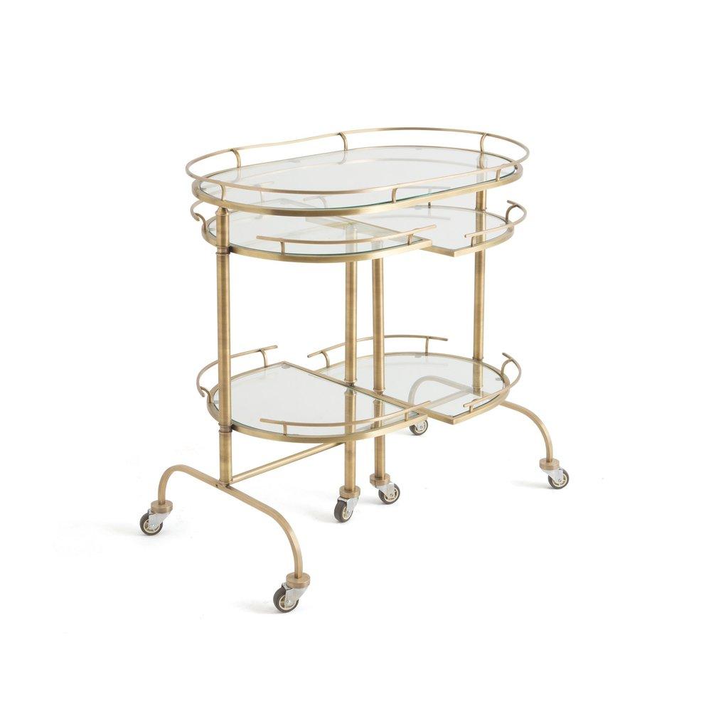 Go Home - Bondurants Bar Cart