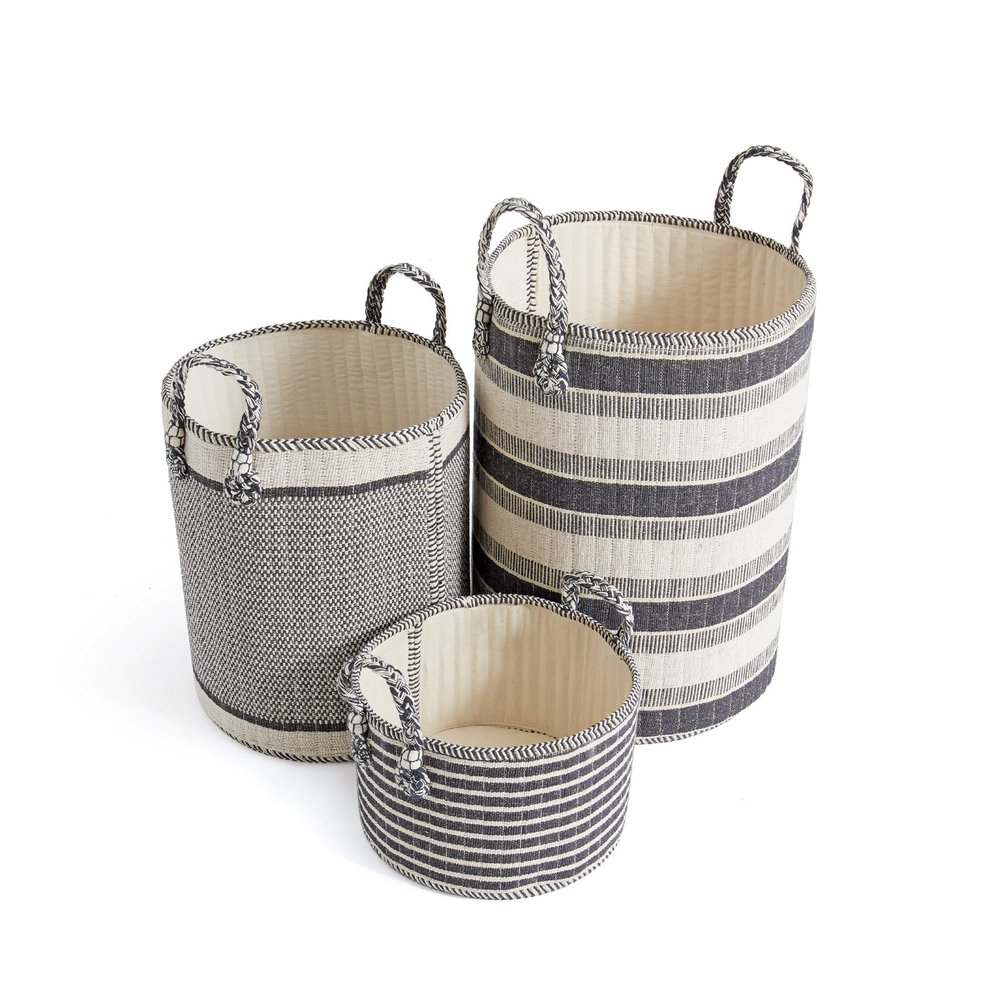 Go Home - Georgia Baskets, Set/3