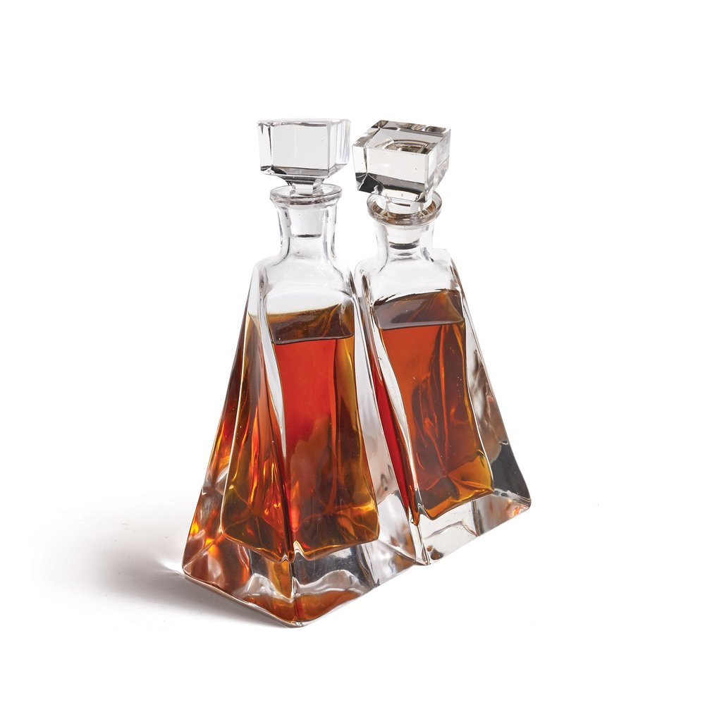Go Home - Twin Decanters, Set/2